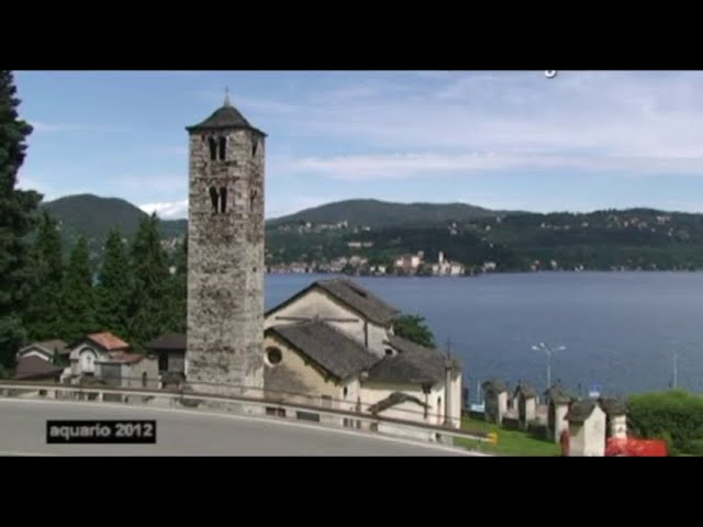 minicrociera Lago d'Orta