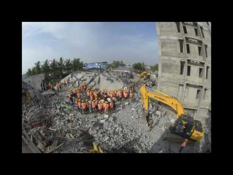 Chennai building collapse: Another tower to be demolished today