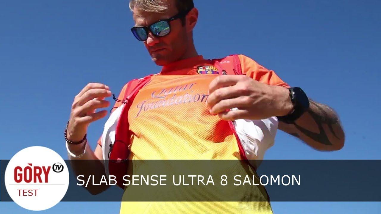 plecak do biegania salomon s-lab sense ultra 5 set