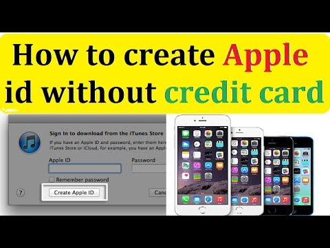 how to create apple id without credit card complte guide youtube. Black Bedroom Furniture Sets. Home Design Ideas