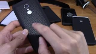 Подборка бамперов для Xiaomi Redmi Note 4X / Redmi 4X и др. моделей