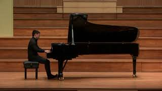 Bach/Busoni - Chaconne in D Minor, BWV 1004