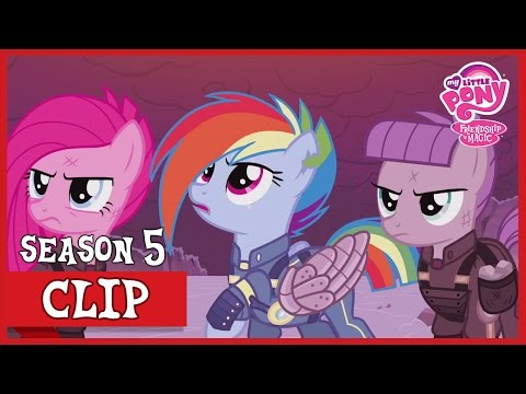If King Sombra wasn't Defeated (The Cutie Re-Mark)   MLP: FiM [HD]