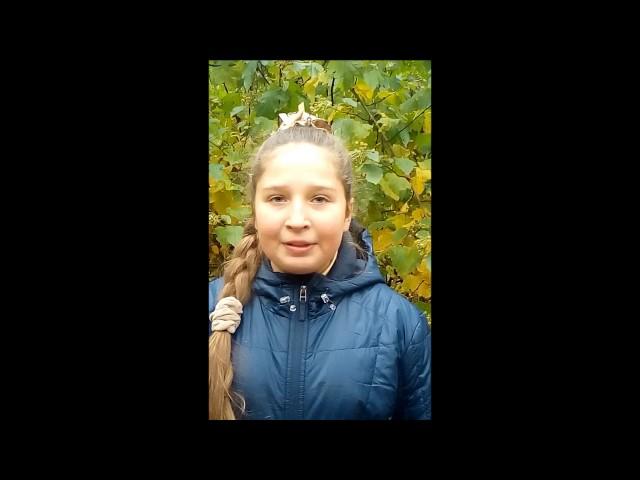 Изображение предпросмотра прочтения – ЮлияИсаева читает произведение «Осеннее чувство» В.Я.Брюсова
