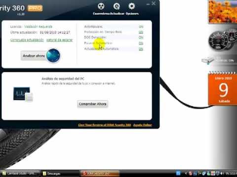 [Full Download] Descargar El Mejor Antivirus 360 Total Segurity Full Espa Ol Con Sus 2 Motores ...