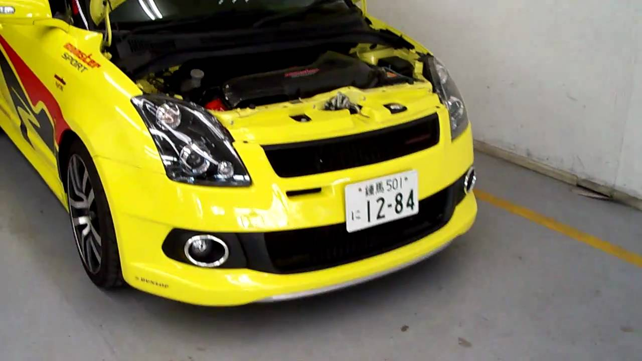 Suzuki Swift Monster