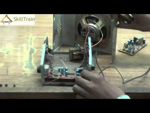 Repair & Maintenance of FM Radio (Hindi) (हिन्दी)