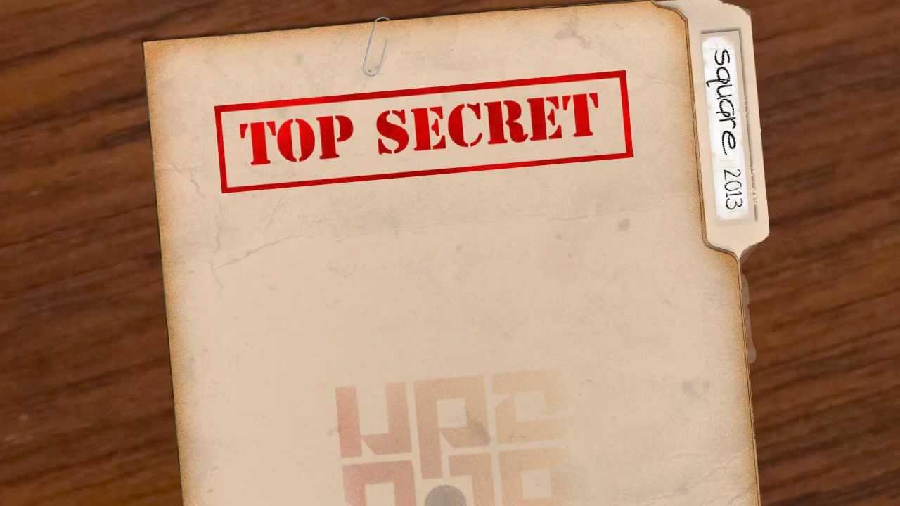 top secret folder template free download printable. Black Bedroom Furniture Sets. Home Design Ideas