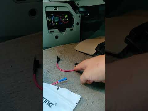 Ford Escape 2010  12v Cigarette Lighter Off With Ignition For Dashcam