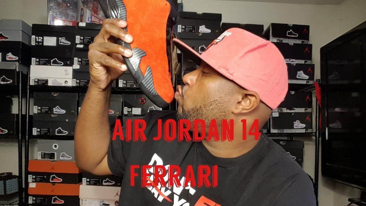 5e134a6ce3c38f Air Jordan 14