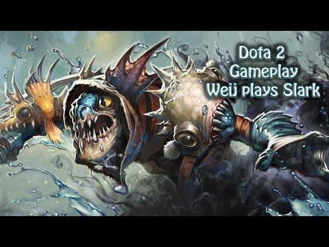 Dota 2 Gameplay - Slark