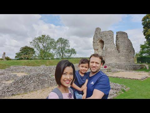 ชมปราสาทเก่าแก่ในอังกฤษ ย้อนรอยประวัติศาสตร์พันปี