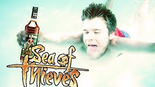 NAPIŁEM SIĘ RUMU POD WODĄ! | Sea Of Thieves [#12] (W: Dobrodziej, Plaga)