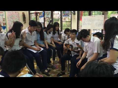 Lớp 12A2 2015-2016 Hermann Gmeiner Gò Vấp