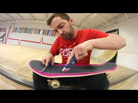 How To Set Up A Darkslide Skateboard