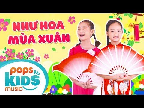 Mầm Chồi Lá Tập 155 - Như hoa mùa xuân - Nhạc Thiếu Nhi Sôi Động   Vietnamese Kids Song