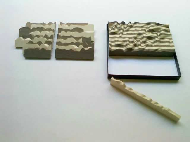 "Truzzles ""Topo"" Wooden Puzzles"