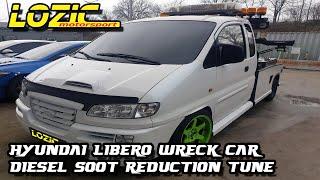 HYUNDAI LIBERO WreckCar Diesel…