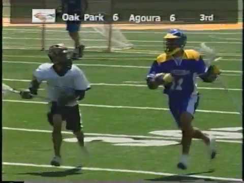 2005 SCLA Lacrosse Championship Agoura vs. Oak Park 5-15-05 2 of 2