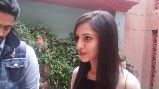 Interview - Koyal Rana, Femina Miss India 2014 beauty pageant
