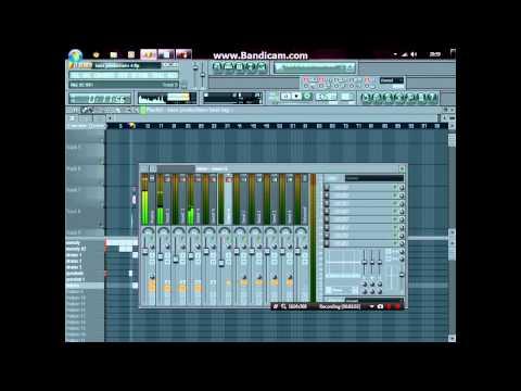 hip-hop/rap instrumental (Kaos Productions) + (FLP COMEING SOON)