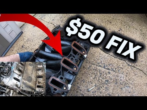 Another Cheap Fix! Tahoe Lean Code/Cold Start Misfire Repair