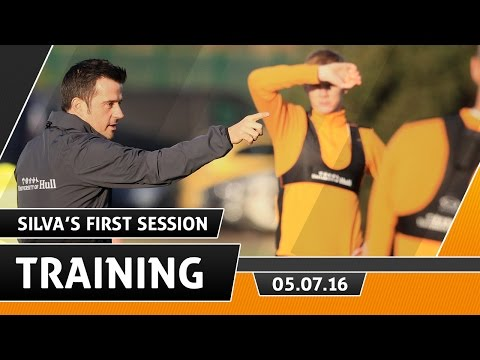 Training | Marco Silva's First Session