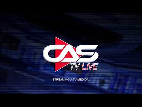 Intro del Canal CAS TV Live Streaming