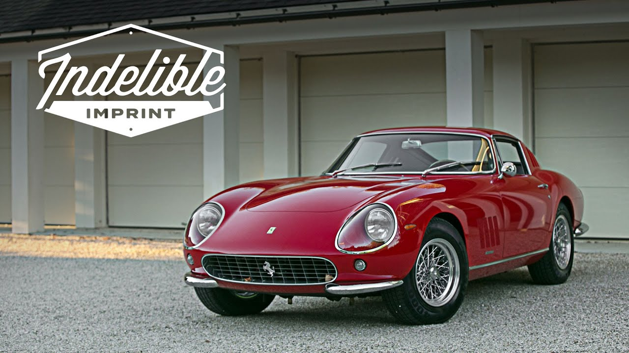 skip barber and the ferrari 275 gtb left an indelible imprint on the car world youtube. Black Bedroom Furniture Sets. Home Design Ideas