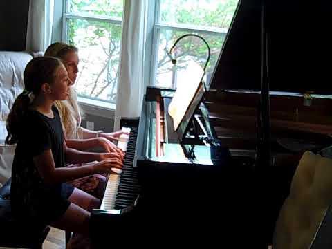 Riley Westerburg   Rock Around the Clock Freedman & DeKnight, arr  Faber duet