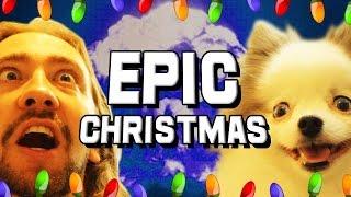 MAX & BENNY'S EPIC CHRISTMAS!
