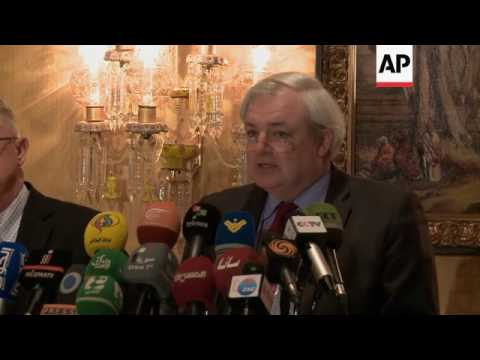 UN official on humanitarian situation in Syria