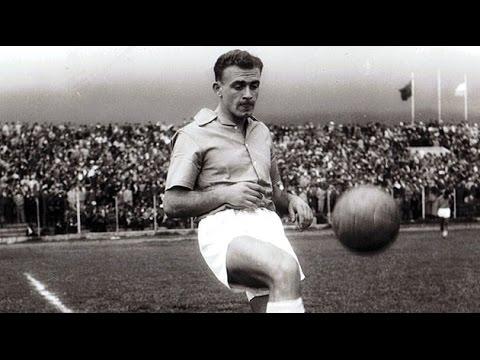 Alfredo Di Stéfano - Il pallone d'oro (1957)