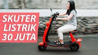 Skuter Listrik Seharga Motor Sport - OJO Electric Scooter #vlog 292