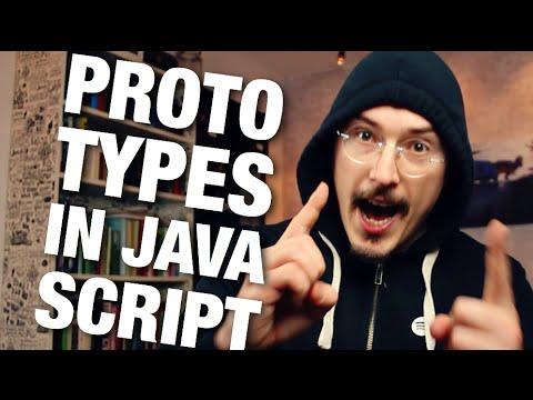 Prototypes in JavaScript - FunFunFunction #16