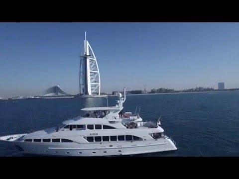 Royal Yachts, Dubai - Promotional video
