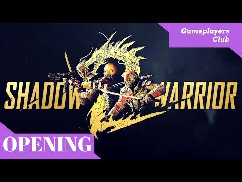 Shadow Warrior 2 Opening Cinematic Video