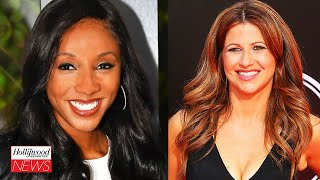 Maria Taylor Leaves ESPN Following Fallout Over Leaked Rachel Nichols Audio Clip | THR News