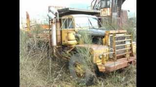 Old  Logging Equipment pics