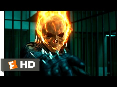 Ghost Rider - Prison Break Scene (6/10) | Movieclips