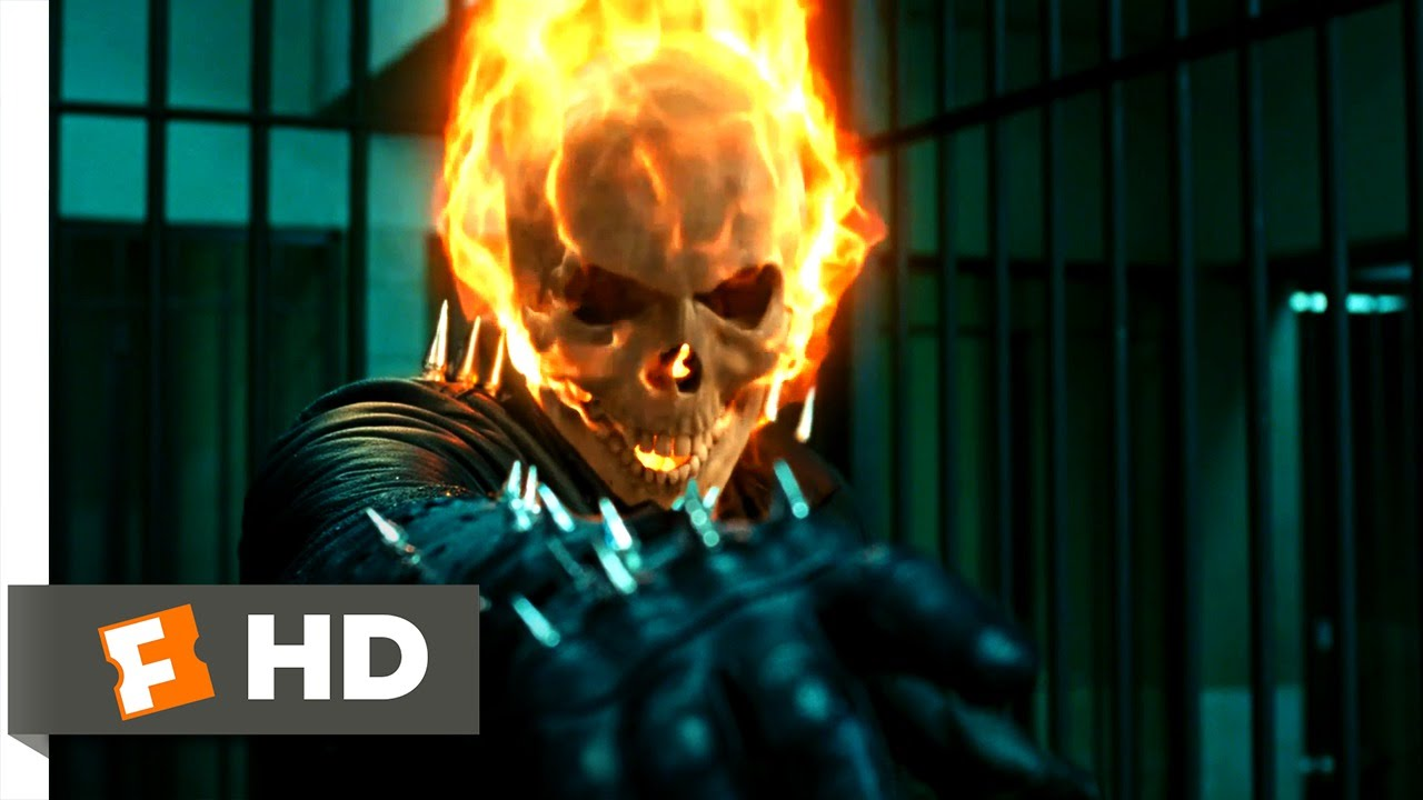 Ghost Rider Prison Break Scene 6 10 Movieclips Youtube