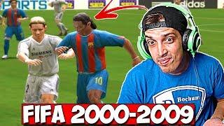 Еволюцията на... FIFA (2000-2009)