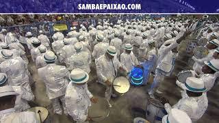 Carnaval 2018: Beija-flor de Nilópolis Super Esquenta Bateria