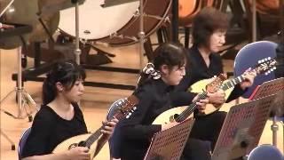 東広島マンドリンアンサンブル 第28回定期演奏会 平成27年7月26日 サ...