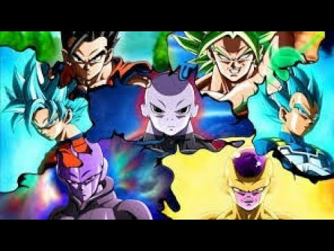 Dragon ball super [AMV] Hero of our Time