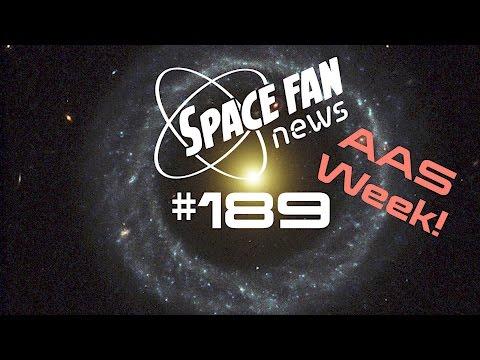Fast Radio Burst Found; New Galaxy Type Discovered; JWST Testing Resumes | SFN #189