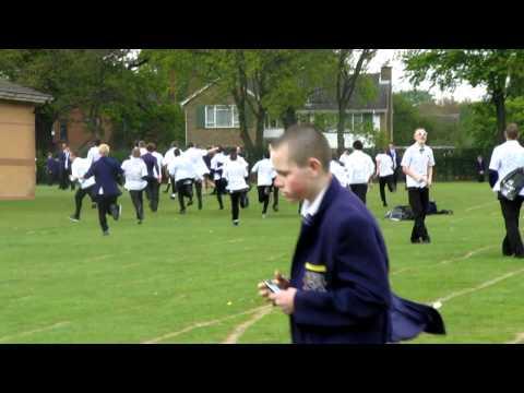 Alderbrook School - Year 11 leavers 2010