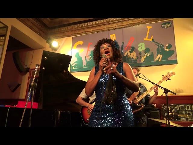 Trudy Lynn, Steve Krase & Bakin' Blues Band - Alright Baby