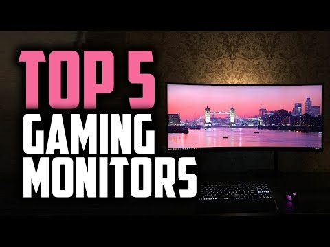 best-gaming-monitors-in-2019---144hz,-g-sync,-budget-&-more!