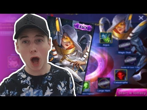 HOW TO GET EPIC Lesley Skin in 30 SEC! Mobile Legends (Lucky Box)